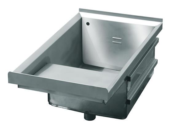 Piani cucina in acciaio componenti in acciaio inox per cucine - Piani in acciaio per cucine ...