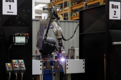 Robotergesteuertes TIG Schweißen