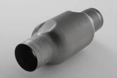 Beispiel Hydroforming von Rohren