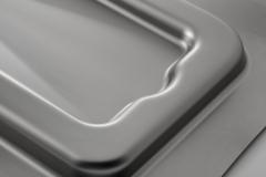 Hydroformed tray